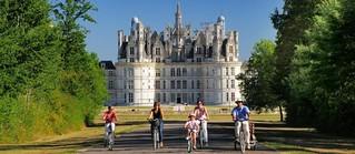 Le vélo, une autre manière de visiter les châteaux de la Loire ! 13150715024_ef3e586f7e_n