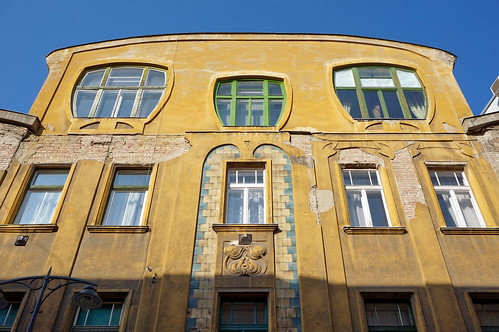 Budapest Art Nouveau. Explored #119