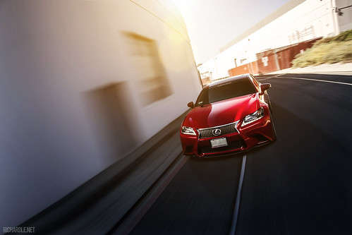 Speed Element's Lexus GS350 by Richard.Le
