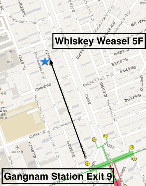 Whiskey Weasel Directions