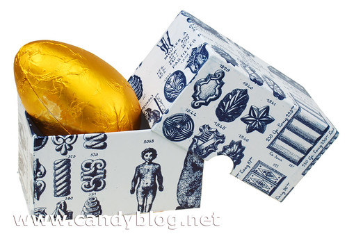 Rococo Chocolate Egg