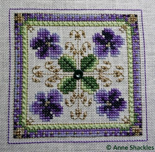 Chatelaine-Kathys Violets