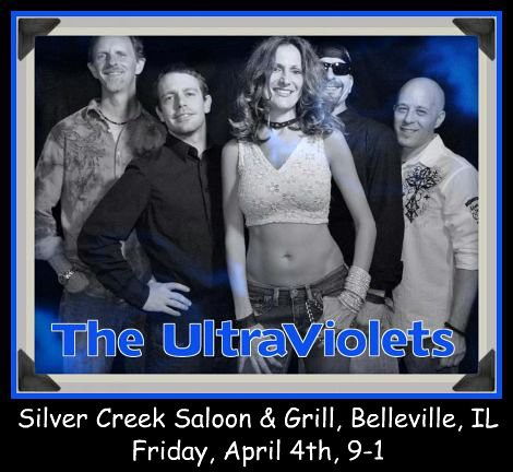 The UltraViolets 4-4-14