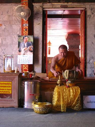El rey y el monje