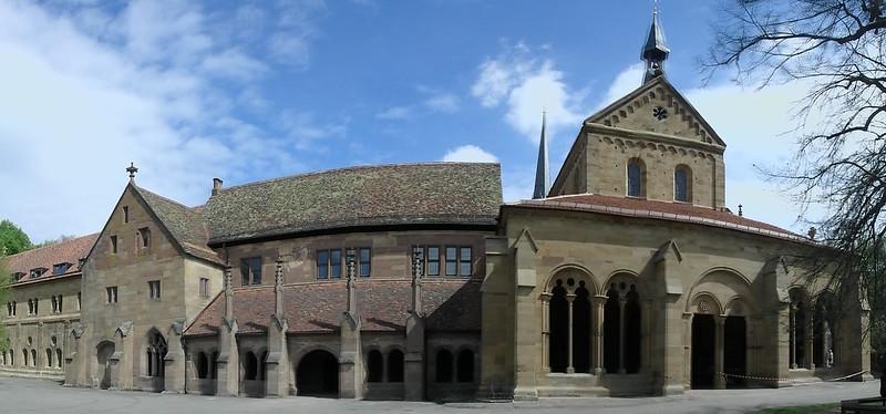 P4100037 Pano Monasterio de Maulbronn