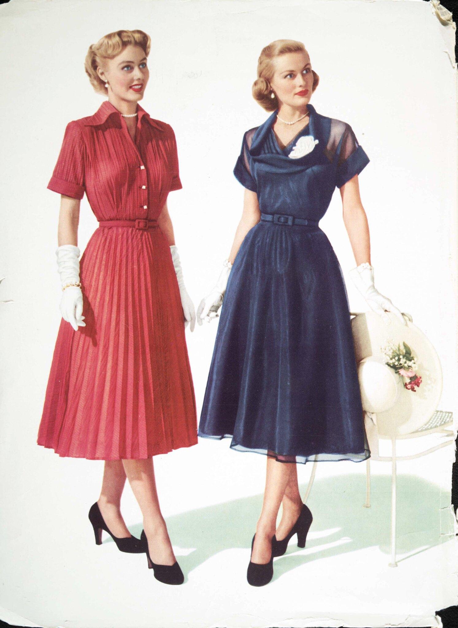 vintage for concert on 1940s 1940s fashion