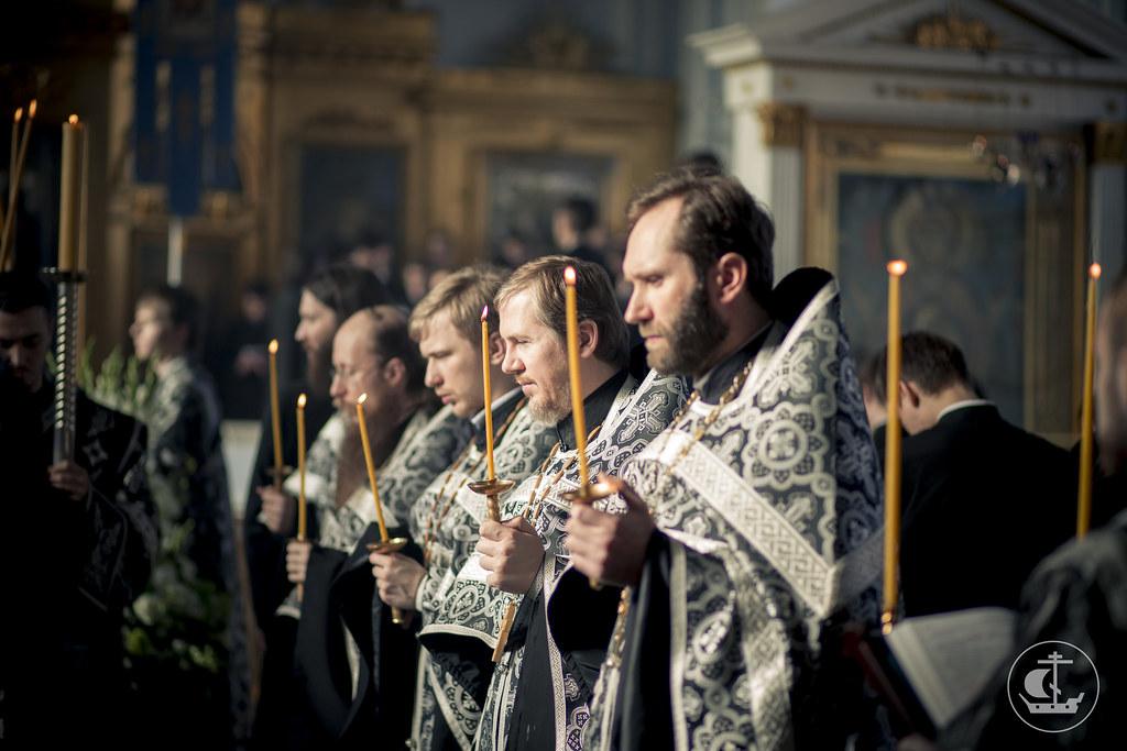 18 апреля 2014, Утреня Великой Субботы / 18 April 2014, Matins of Holy and Great Saturday