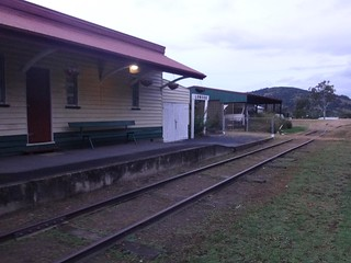 Lowood Railway Station