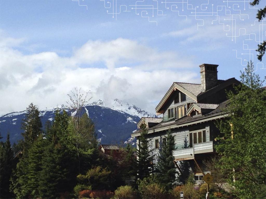 Área residencial de Whistler
