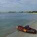 Radio Island beach