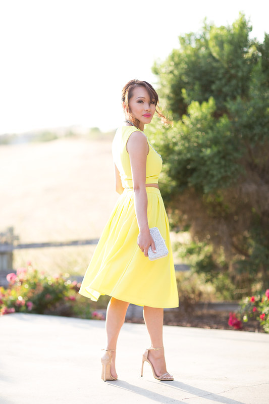 two-piece-skirt-and-top-yellow-style-blog-petite-fashion-1