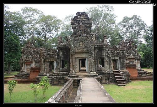 J5 : 6 Août 2011 : Temples d'Angkor