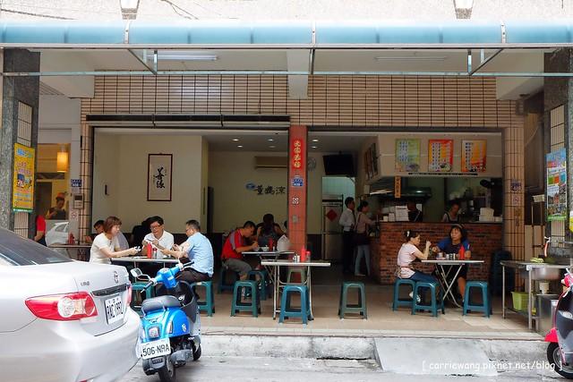 19476432528 d8e5a79589 z - 【台中北區】董媽涼麵。篤行市場附近的傳統小吃美食,小菜滷味也很好吃,夏天吃涼麵最過癮,