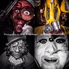 The dark & creepy #masks of @jeremycharleswho!   #photography by @BrianABernhard @blightproductions  To book a photoshoot please contact me here or www.brianabernhard.com  #theatre #commedia #headshotphotography #headshots #headshots #portraitphotography