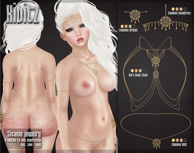 Kibitz - Sisanie jewelry gacha