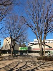 世田谷美術館。