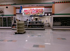 Meat & Seafood emptiness