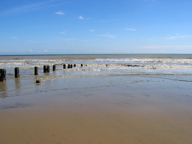 The coast at Dymchurch