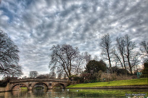 clouds hdr 24mm canoneos5dmarkii city sunrise cloud outdoor sky sunset uk england cambridge bridge university ponte universidade arvore tree trees cam river rio