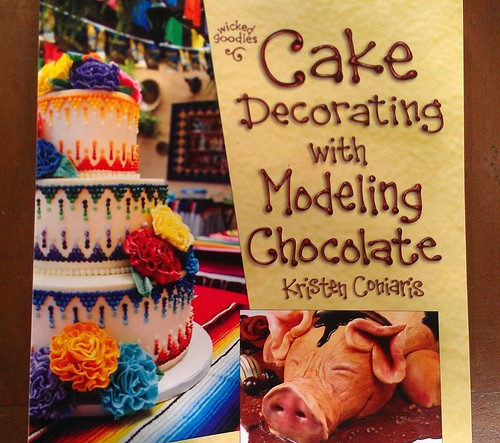 Sweet Book: Cake Decorating with Modeling Chocolate Just ...