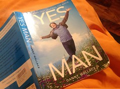 Yes man book by Julie70