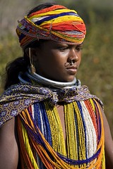 Bonda tribal woman
