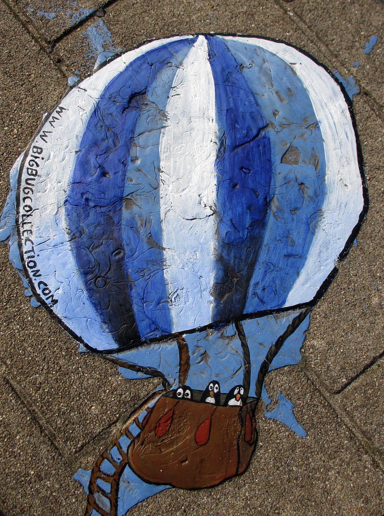 painted stain hot airballoon 8