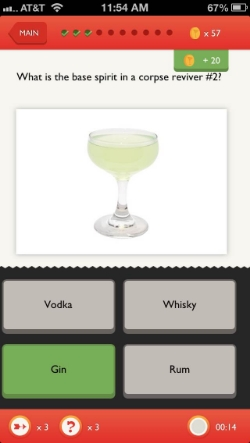 Cocktail Challenge App