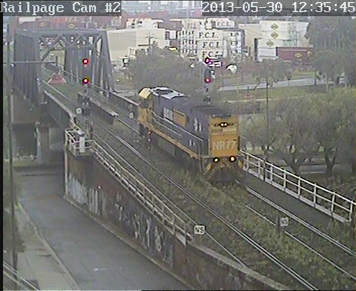 NR77 by Railpage Bunbury Street