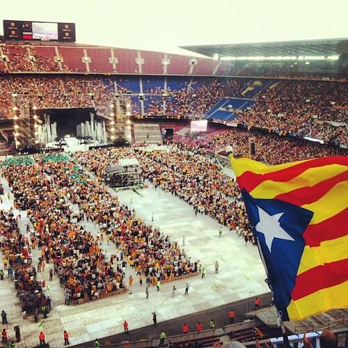 #independència #concertllibertat #Barcelona #Catalunya #29j #ara29j