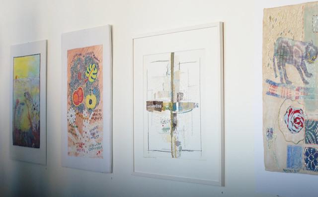 Embroidery Exhibition Broderade berättelser