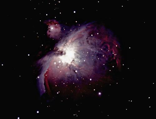 M-42 Orion Nebula