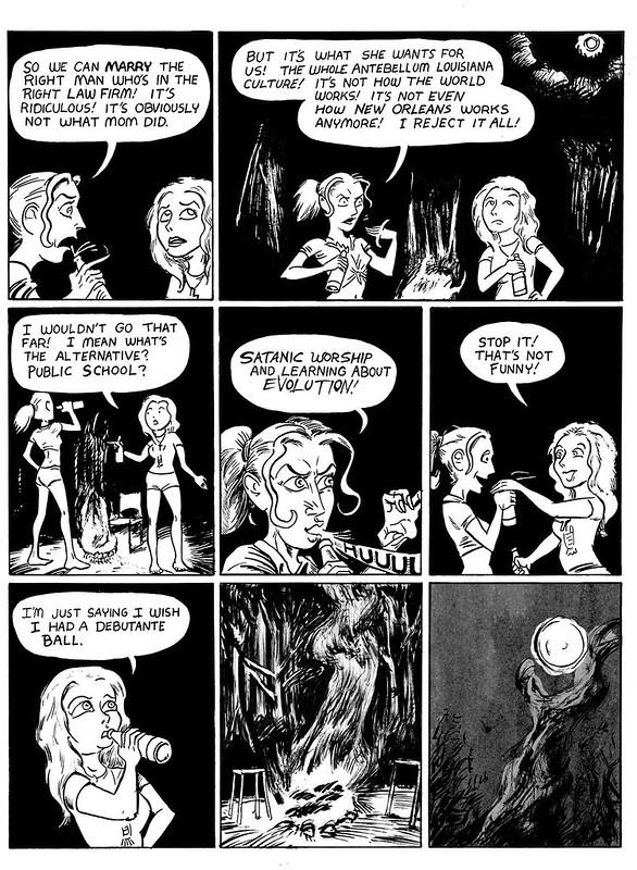 Loup-Garou page 6