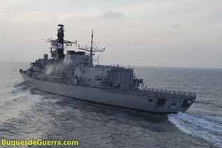 HMS Montrose (F-236)
