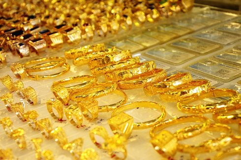 Vàng – vẫn có cách khác