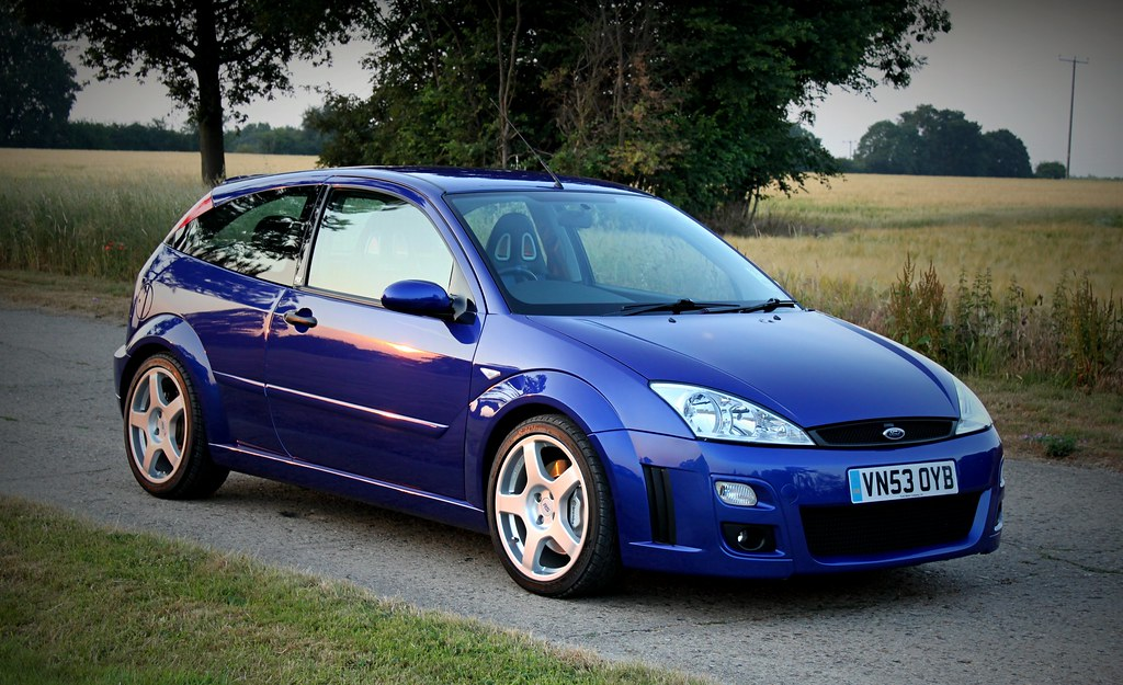 Mk2 Rs Focus >> MK1 Ford Focus RS - Page 1 - Readers' Cars - PistonHeads