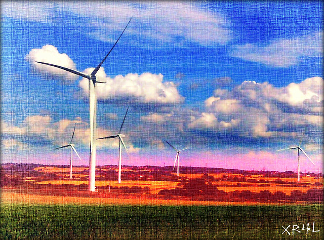 Penny Hill Wind Farm Rotherham Yorkshire Flickr