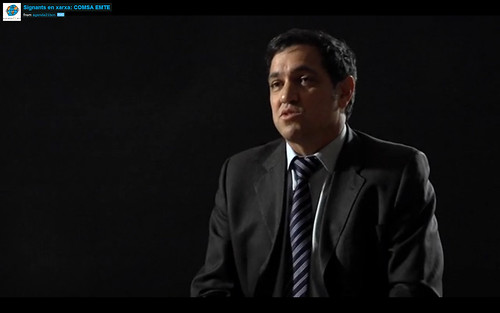 Entrevista a Òscar Aceves, coordinador de Smart Cities de COMSA EMTE