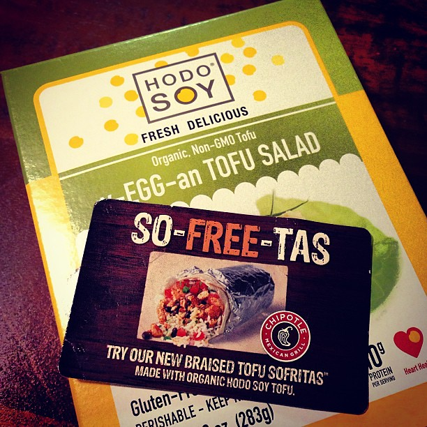 So-Free-Tas from Hodo Soy.