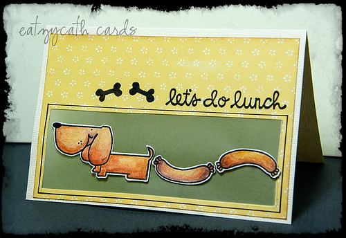 doggie lunch by eatzycath