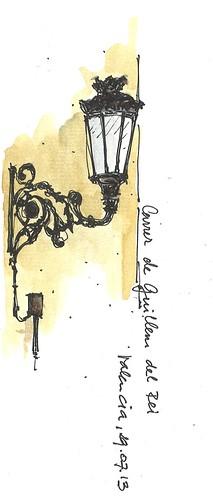 VLC buitenlamp