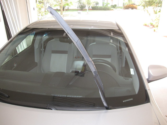 toyota camry windshield wiper blade replacement guide flickr photo sharing. Black Bedroom Furniture Sets. Home Design Ideas