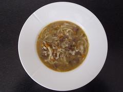 Penang-karry suppe med nudler