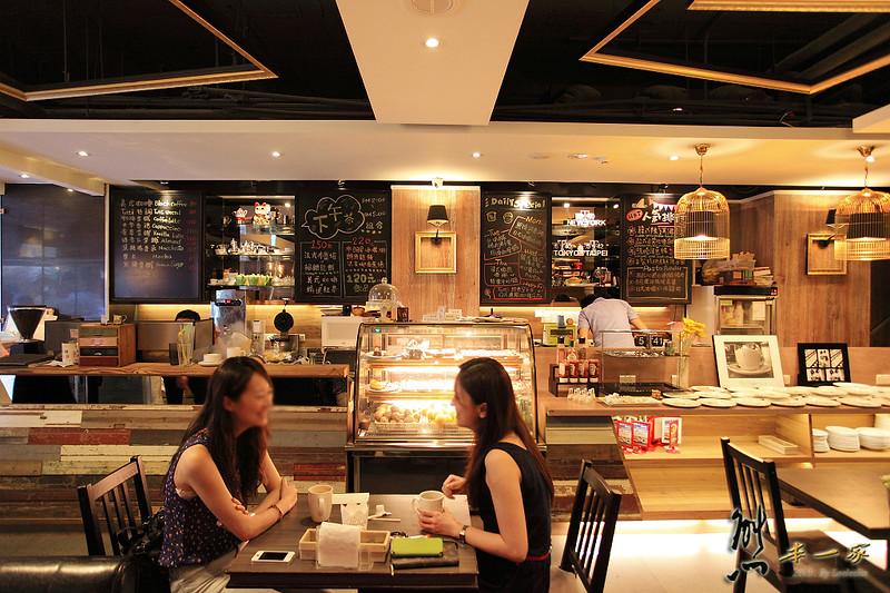 圖比咖啡創意早午餐廚房tutti cafe