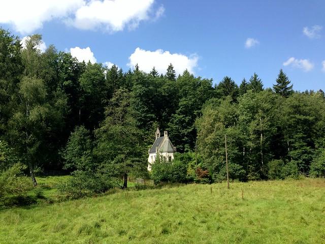 Unterwegs im Bielatal, August 2013
