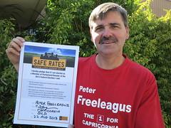Peter Freeleagus-Capricornia-ALP