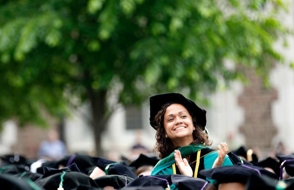 All-University Commencement