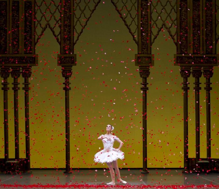 Silvina Perillo en su despedida de los escenarios. Foto: Prensa Teatro Colón