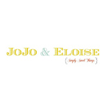JoJo and Eloise Button