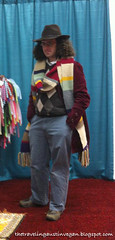 4th Doctor Cosplay  - Gen Con 2013